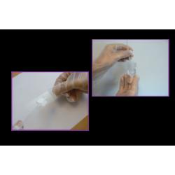 Abstrichbürste für endo- und ektozervikale Zellen