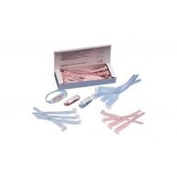 Patientenarmbänder Für Neugeborene - rosa