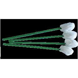 Tupferstäbchen mit Vliesstoff