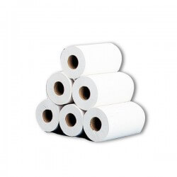 Mini Allzweck-Papierrolle Zellulose 20x35cm
