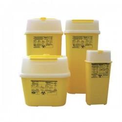 Sammelbehälter für verunreinigte Materialien